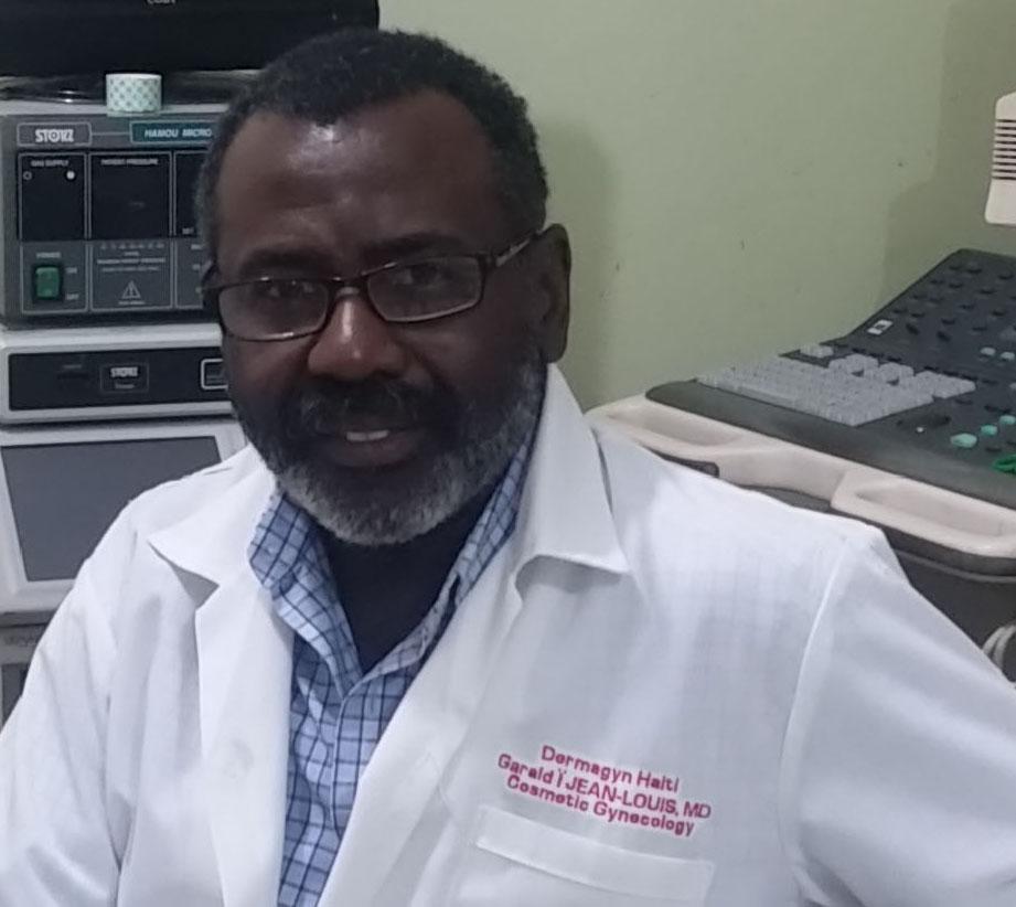 Dr. Garald Jean-Louis, Port-au-Prince, Haiti